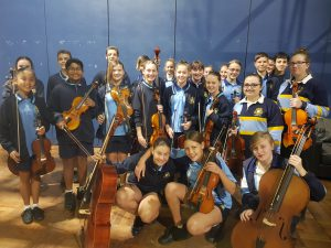 Bundaberg HS Strings - great