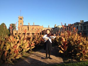 Lydia - werribee mansion