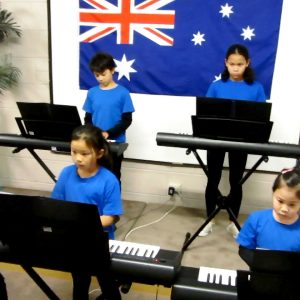 Charteris Piano Ensemble, Melbourne