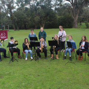 Rowville Secondary College Intermediate Band, Victoria