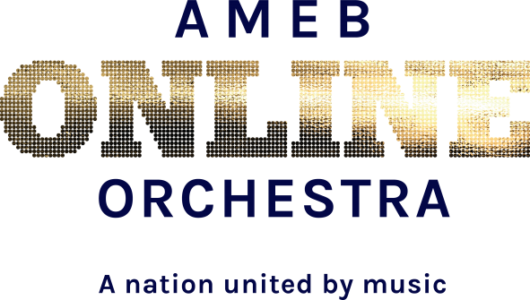 AMEB-Online_Orchestra-Logo_w_tagline-Gold_and_Blue