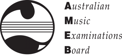 Australian Music Examinations Board ogo