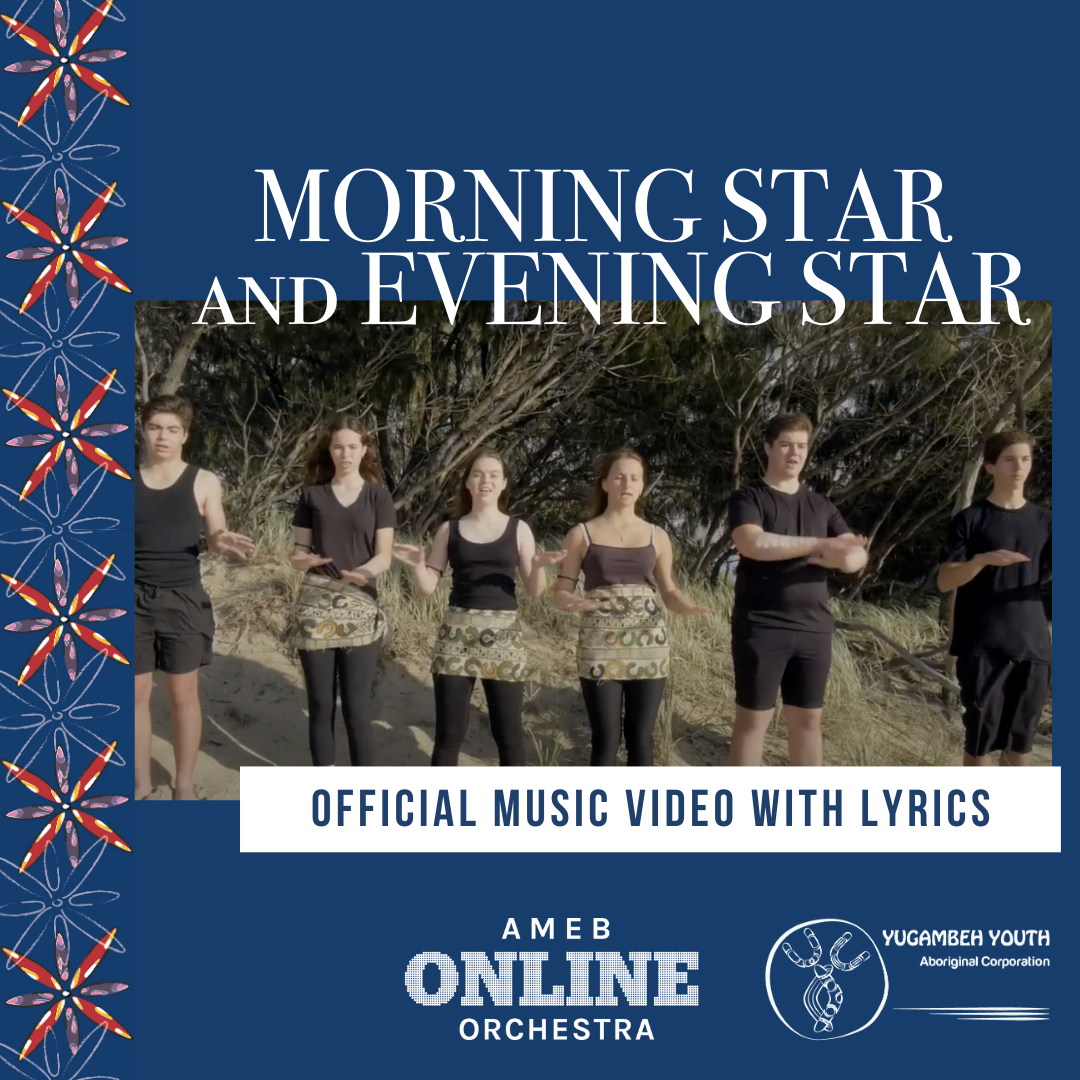 The 'Morning Star and Evening Star' Music Video is here!