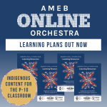 AMEB Online Orchestra Learning Plans